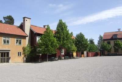 Torekällbergets friluftsmuseum